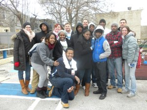 The Point Breeze team!