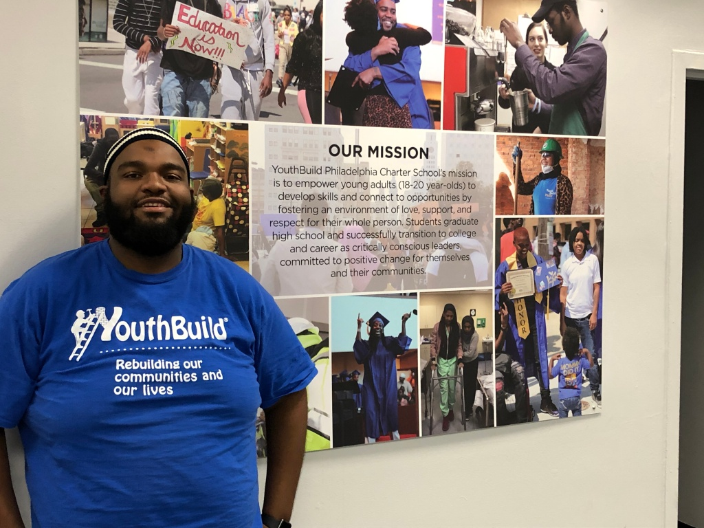 Everything Comes Full Circle Yb360 Youthbuild Philly